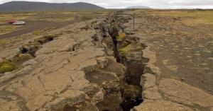 سطح الأرض زلزال زلزال كاليفورنيا