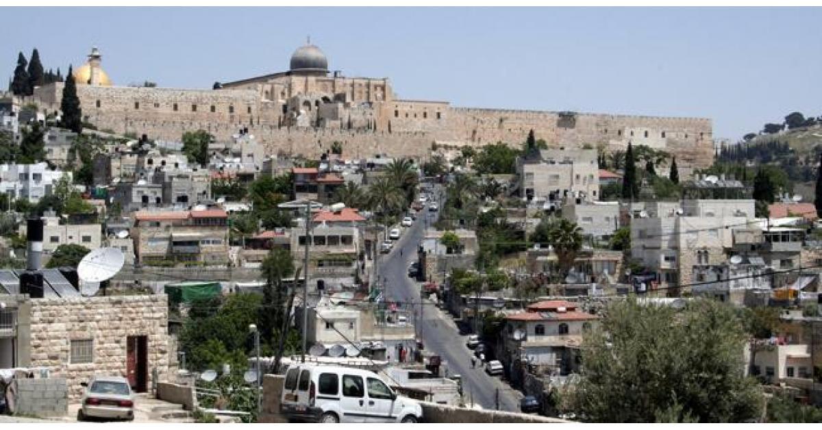 الاحتلال يخلي عقارا في سلوان بالقدس المحتلة