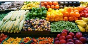 الزراعة ترفض إدخال 4609 طن خضار وفواكه مستوردة