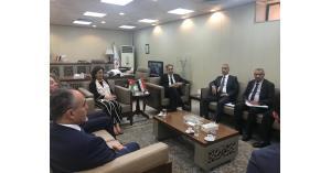 زواتي: برنامج زمني لتزويد العراق بالكهرباء من الشبكة الاردنية