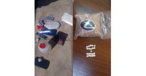 القبض على 32 مروجاً للمخدرات