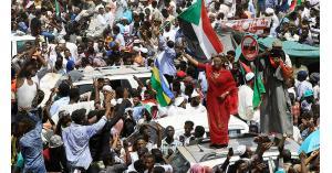 """السودان: المجلس العسكري يحبط """"محاولة انقلابية"""""""