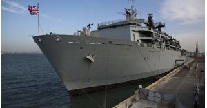 عاجل || بريطانيا ترسل سفينة حربية ثانية إلى الخليج