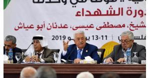 """عباس: """"صفقة القرن"""" انتهت وستفشل كما فشلت ورشة """"المنامة"""""""
