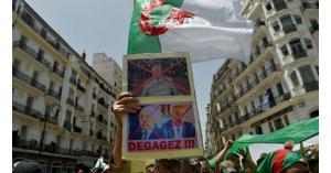 """تواصل التظاهرات في الجزائر للمطالبة بـ """"الدولة المدنية"""""""