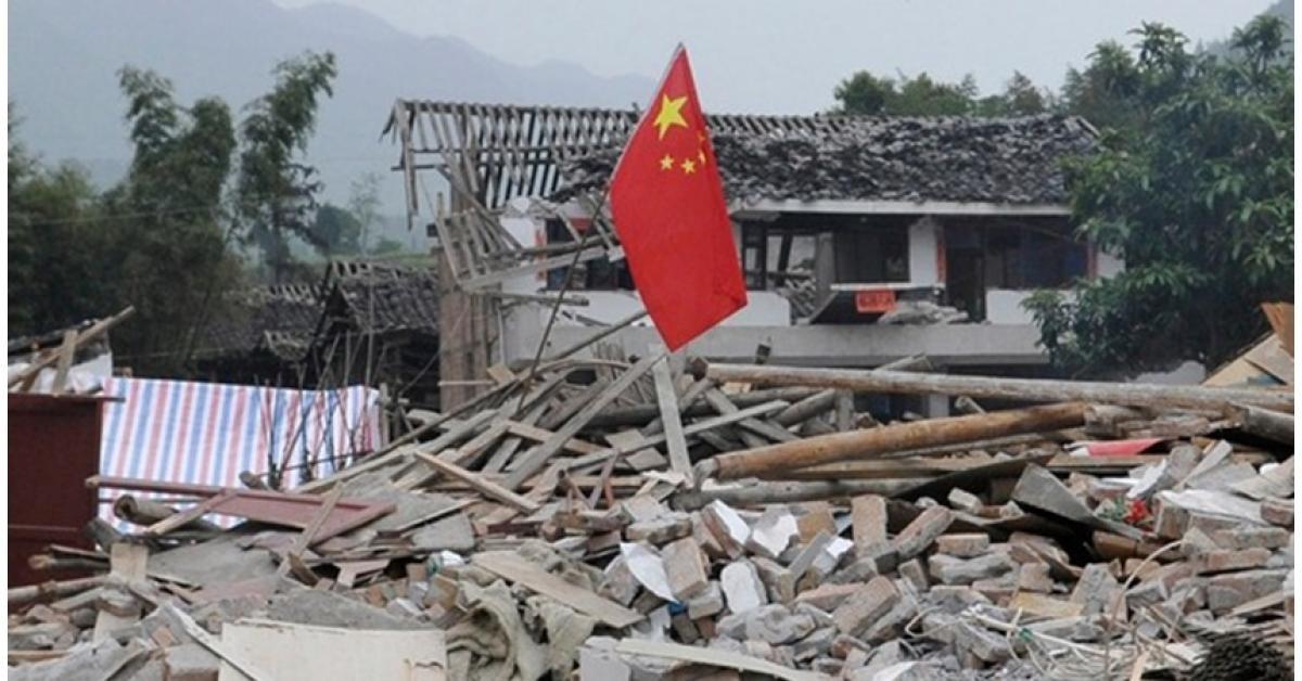 زلزال يضرب مناطق قريبة من بحر الصين الشرقي