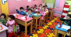 توجه حكومي لجعل تعليم رياض الاطفال إلزاميا