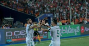 أمم أفريقيا   منتخب الجزائر  منتخب نيجيريا  السنغال