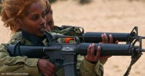 مجندة من الفلاشا تثير ازمة بجيش الاحتلال
