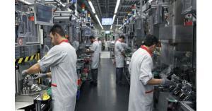 """""""الإحصاءات"""": ارتفاع کمیات الإنتاج الصناعي"""
