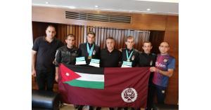 منتخب الدرك لاختراق الضاحية يواصل حصد الذهب في السباقات الدولية