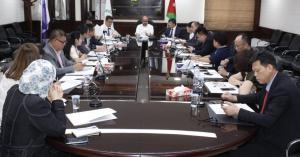 وفد صيني يزور المجلس الأعلى للعلوم والتكنولوجيا