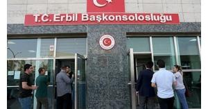 إطلاق نار في أربيل ومقتل نائب القنصل التركي