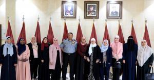 """ملتقى """"البرلمانيات الأردنيات"""" يشيد بأداء قوات الدرك"""