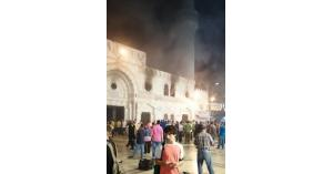الأوقاف: المسجد الحسيني مفتوح ولم يغلق أبوابه