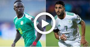 مشاهدة مباراة الجزائر والسنغال بث مباشر مباراة الجزائر والسنغال