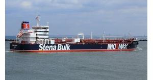 ايران تكشف: الناقلة البريطانية اصطدمت بقارب