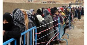 عودة 11 ألف لاجئ سوري خلال يوم أمس