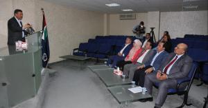 """رئيس وأعضاء كتلة """"مبادرة"""" النيابية تزور مكافحة المخدرات"""