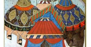 الخيام العثمانية.. قصور متنقلة ومدن قابلة للطي
