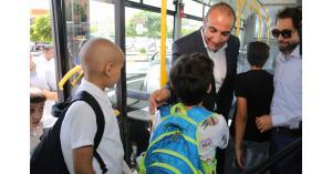 جولة بباص عمان لمرضى السرطان