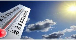 درجة الحرارة اليوم الخميس