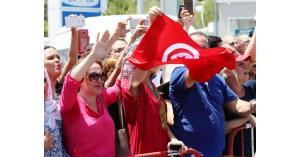 تونس تودع السبسي (فيديو)