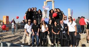 بالصور كأس العالم لكرة السلة في جبل القلعة