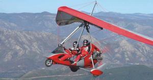 مصرع كنديين في تحطم طائرة شراعية جنوب مقاطعة ألبيرتا