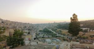 غروب شمس عمان