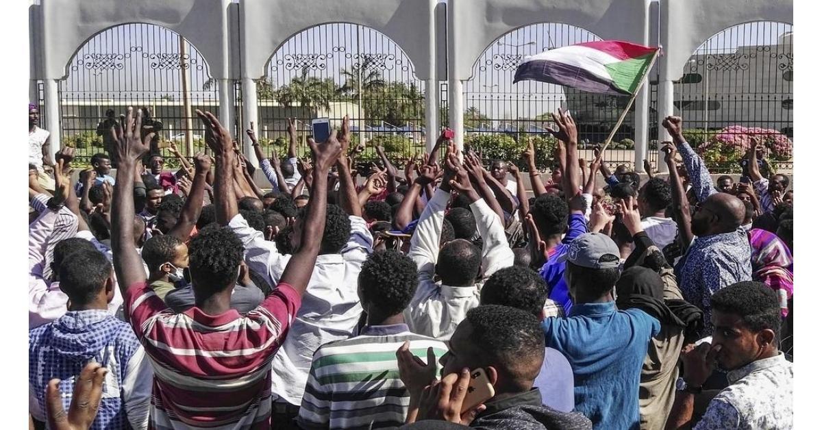5 قتلى في احتجاجات وسط السودان
