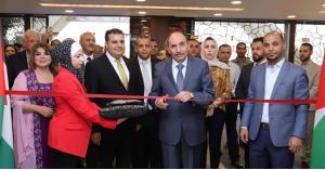 انطلاق فعاليات المعرض الدولي لتكنولوجيا البناء والصناعات الإنشائية المساندة