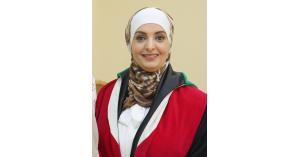 نها الوزان مبروك الدكتوراه