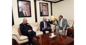 حماد: القضية الفلسطينية العنوان الاول في الاجندة السياسية الاردنية