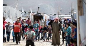 أبو الشيح: 130 ألف لاجئ سوري في الرمثا