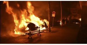 وفاتان في أعمال شغب وحرق محال تجارية في مادبا