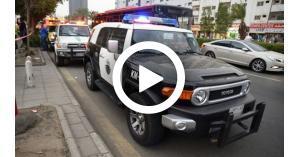 بالفيديو 3 مواطنين اعتدوا على عمال محطة وقود بالرياض