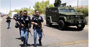 تكساس: 20 قتيلا بإطلاق نار في متجر
