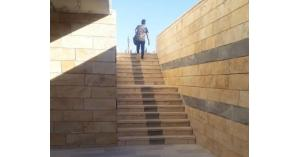 الأمانة تفتح نفق مشاة الجامعة الأردنية