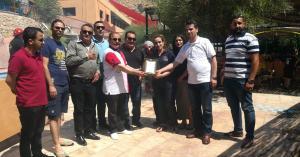 بالصور : نشاط ميداني لجمعية بادري و مكافحة التسول