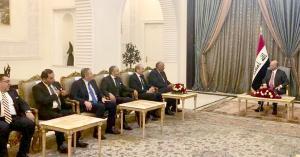 وزراء خارجية الأردن ومصر والعراق يبحثون سبل تعزيز التعاون بين الدول الثلاث