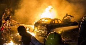 الداخلية المصرية: عمل إرهابي وراء تفجير سيارة أمام معهد الأورام