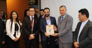 مؤتمر نشامى السياحة الأول يكرم سما الأردن