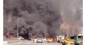 انفجار يهز العاصمة الأفغانية