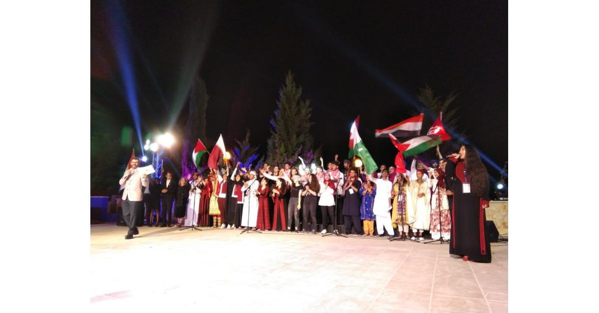 اختتام مؤتمر الشباب العرب الدولي ال 38 في عجلون