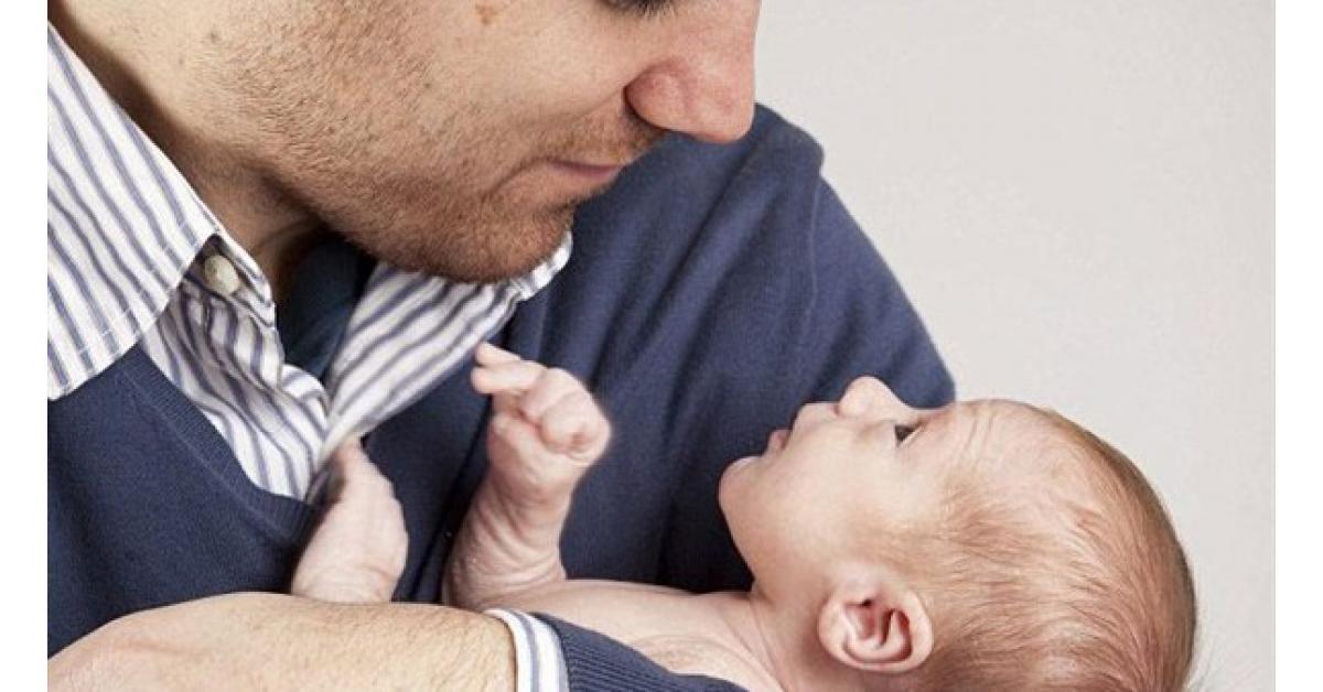 اكتئاب ما بعد الولادة يصيب الآباء أيضاً