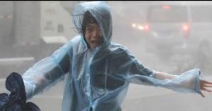 إعصار شرق الصين يرفع عدد القتلى الى22 شخص