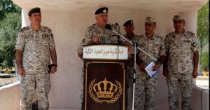 رئيس هيئة الأركان المشتركة يزور واجهة المنطقة العسكرية الشمالية