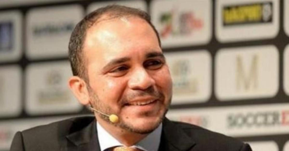 الامير علي يدعم حق العراق في اللعب على ارضه