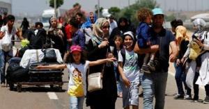 عودة اللاجئين السوريين إلى بلادهم